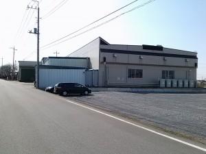 館林工場写真